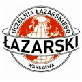 Lazarski University in Warsaw - logo